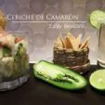 Cebiche mexicano de Camarón (Gambas) Videoreceta