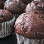 Magdalenas (muffin) de Chocolate by Labna: Receta