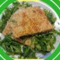 Filete de Atún con Rúcula y Sesamo