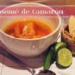 Consomé de Camarón (Gambas)