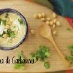 Crema de Garbanzos: Receta Sencilla y Hogareña