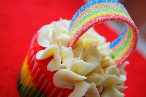 arcoiris cupcacke 2