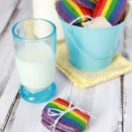 arcoiris galletas