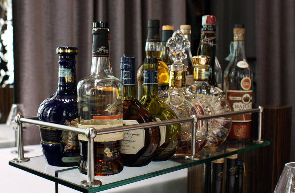 How to Store Your Spirits at Home: 4 Quick Tips
