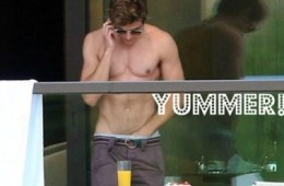 MAN CANDY: The Assets and Secrets of Zac Efron