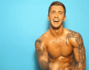 Dan Osborne And The Sexiest GIF You Will See Today