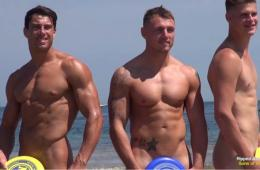 'Sons Of The Beach' Get Naked For Calendar – And Charity! [NSFW-ish]