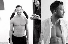 MAN CANDY: When Did Calvin Harris Get SO Hot?