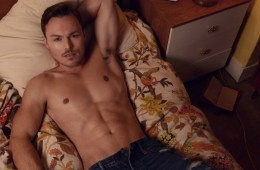 MAN CANDY: Andrew Hayden-Smith Smoulders In Sexy Attitude Shoot