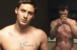 MAN CANDY: Kirk Norcross Teases Fans With Naked Shot