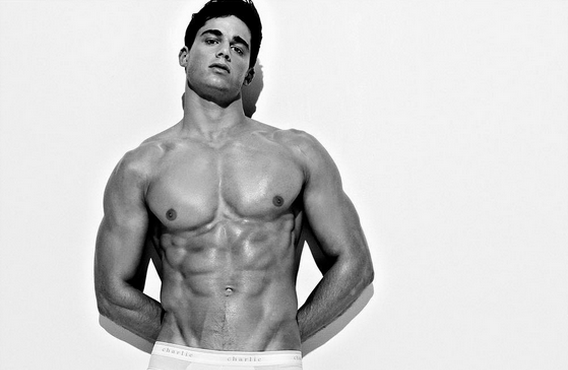 MAN CANDY: Hot Maths Teacher Pietro Boselli Leaves NOTHING To Imagination In Tighty Whities [NSFW-ish]
