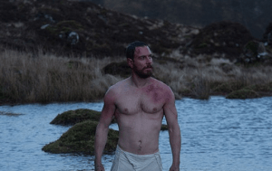 MAN CANDY: Michael Fassbender's Member Attracts Attention As He Gets Pants Wet [NSFW-ish]