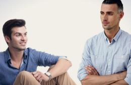 Is The Relationship Between Older And Younger Guys Causing Problems In The Gay Community?