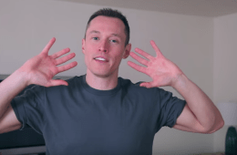 """YouTuber Davey Wavey Instructs Younger Guys To """"Fucking Respect Older Gay Men"""" [Video]"""
