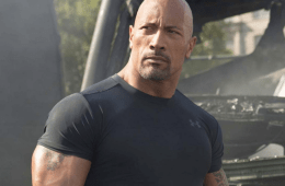 MAN CANDY: Dwayne 'The Rock' Johnson Shows ASS-Mazing Booty In Sex Scene! [NSFW-ish]