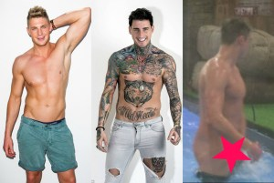 MAN CANDY: Jeremy McConnell And Scotty T Get Drunk And Naked [NSFW]