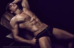 MAN CANDY: Pietro Boselli Strips Off For Steamy Attitude Spread