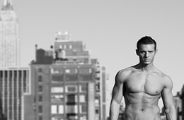 MAN CANDY: 'High Line Nudes' Combines Naked Hunks with NYC's Skyline [NSFW]