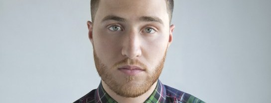 MAN CANDY: Mike Posner Goes Skinny Dipping [NSFW-ish]