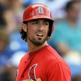 MAN CANDY: Baseballer Randal Grichuk Flaunts his Bat [NSFW]