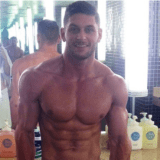 MAN CANDY: Fitness Model Jerdani Kraja Showcases Different Kind of Muscle [NSFW]