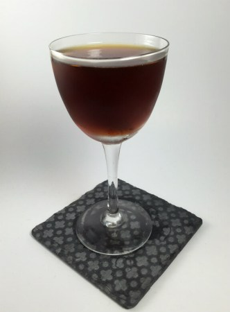 Remember the Maine Cocktail