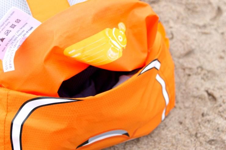 Cocktails in Teacups Disney Life Travel Parenting Blog LittleLife Finding Nemo Swim Bag Review 6