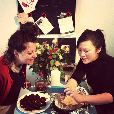 www.cocoandme.com - Coco&Me - Coco & Me - baking course London - Z & Tamami