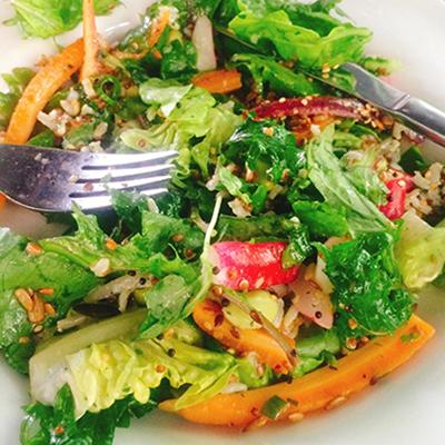 Coco&Me blog - pub salad - www.cocoandme.com