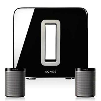 Sonos Sub and Play:1 Bundle