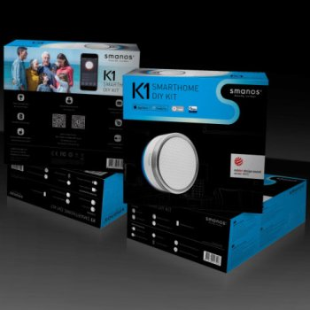 K1 Smart Home Kit Retail Pack