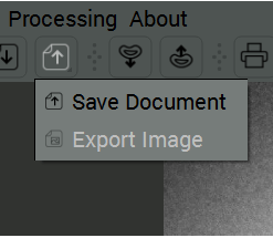 Save button featured