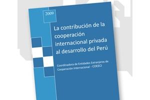 Cooperacion internacional privada COEECI 2009