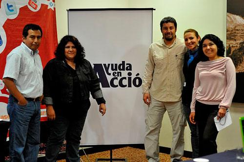Ayuda en Acción-Perú realizó Taller de Periodismo Social en Lima ...