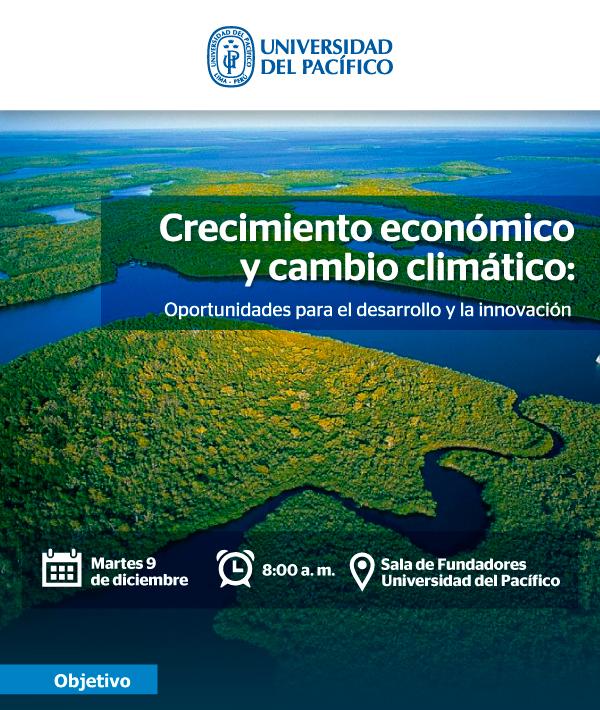 crecimiento economico y cambio climatico