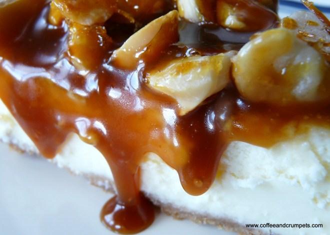 P1110619 1024x730 Caramel Macadamia Cheesecake~Ottolenghi Challenge