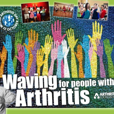 World Arthritis Day~October 12, 2012