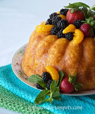 orange savarin