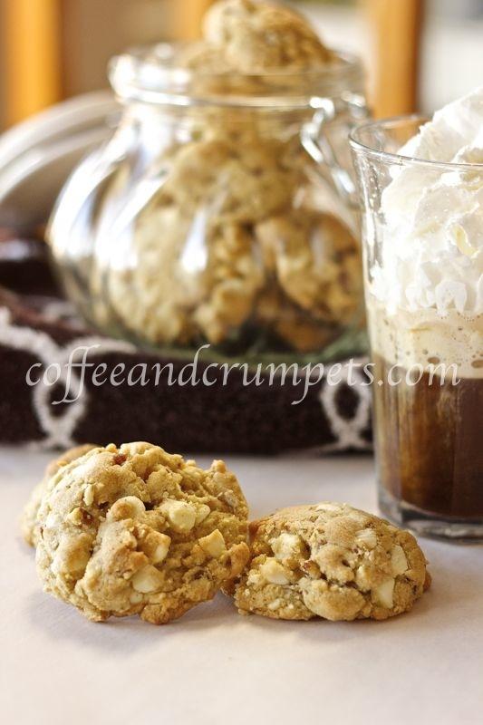 pecanbrownbutter cookies