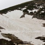 St Mary's Glacier