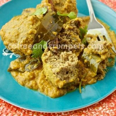 Masala Kofte | Indian Meatballs in Masala