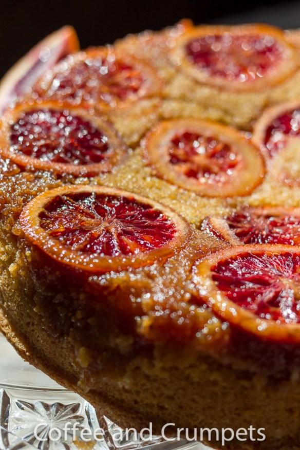 Blood Orange Upside Down Cake-2