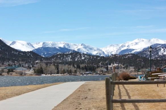 Lake Estes and The RMNP