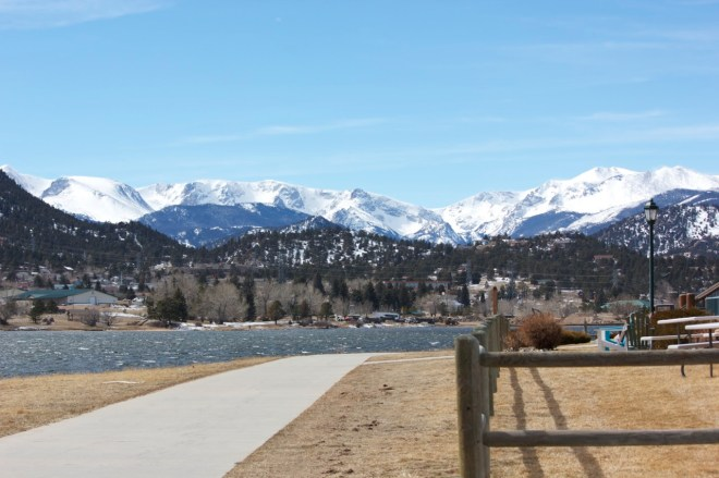 Lake Estes and The RMNP