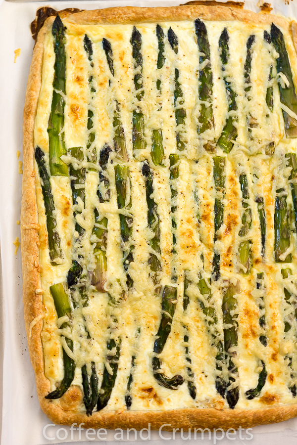 Asparagus and Emmentaler Tart-3