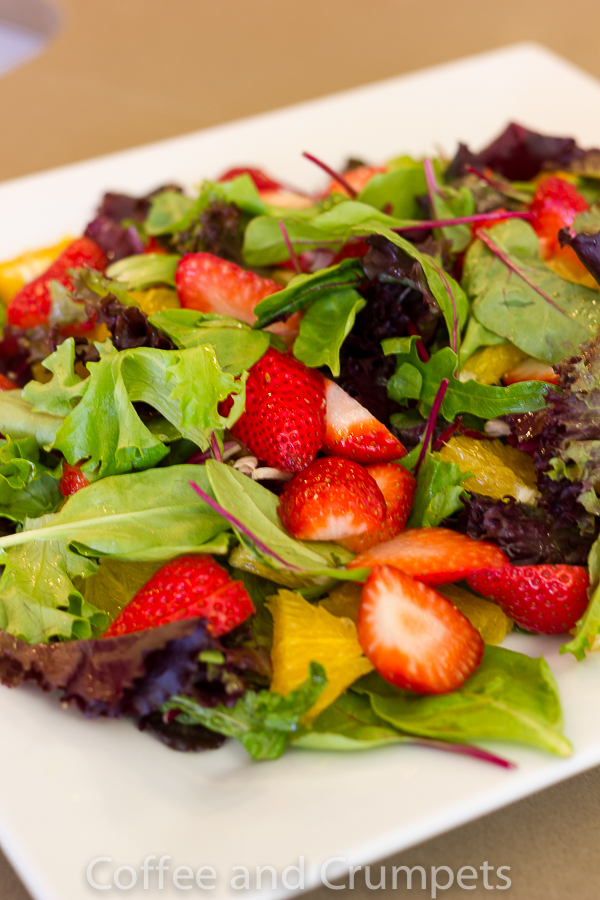 Orange and Strawberry Salad-1