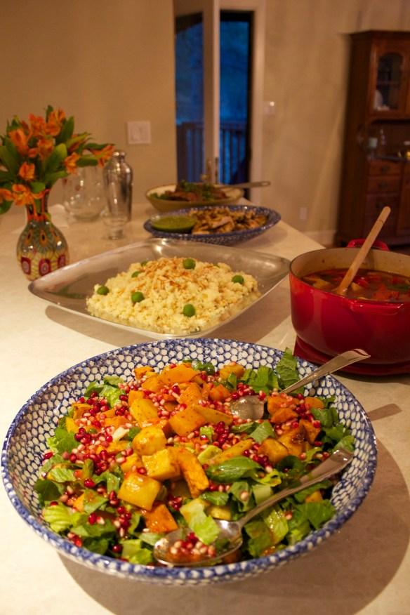 Moroccan Dinner