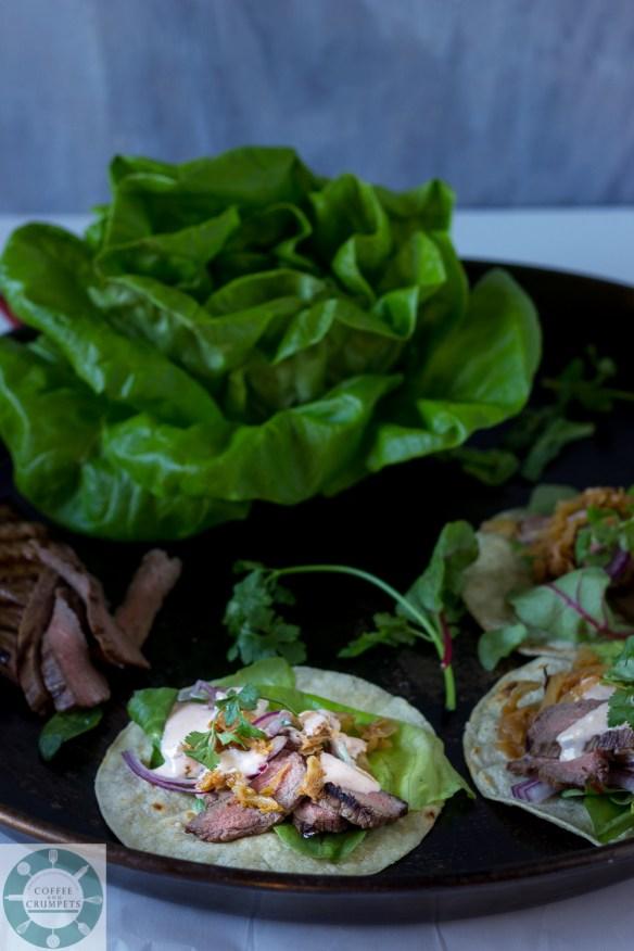 Korean Style Tacos