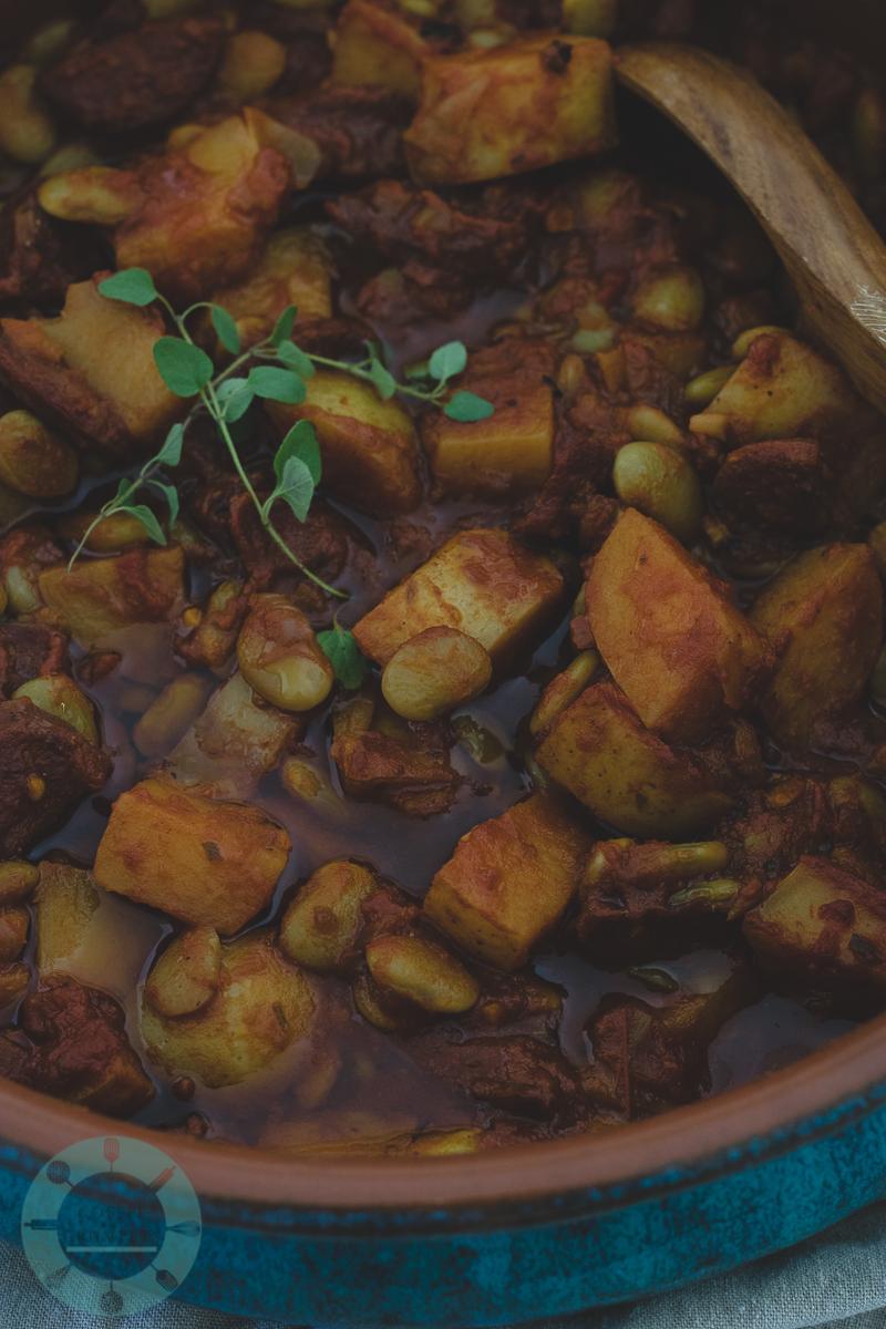 Turkish Soujouk Stew