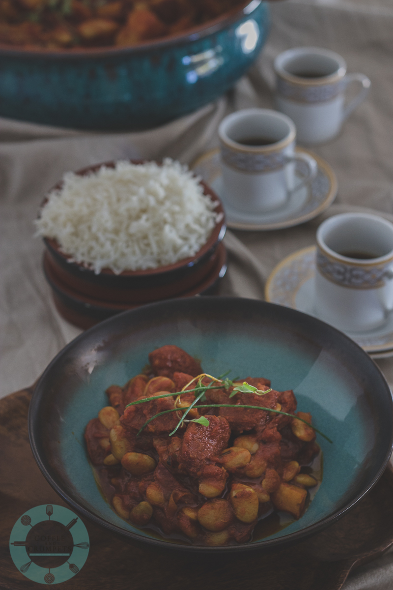 Turkish Soujouk Stew